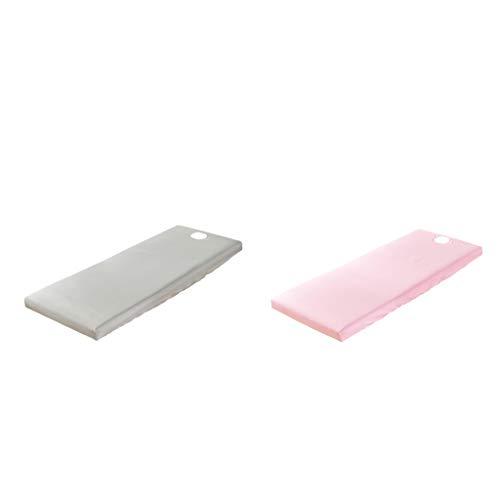 Colcolo 2er Set Schutzdeckel Massagetisch Soft Cotton Cover