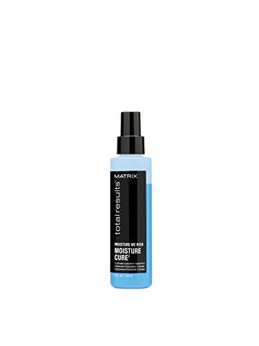 MATRIX Total Results Moisture Me Rich Moisture Cure Hydration Treatment | Nourishes & Detangles | For Dry Hair | 5 Fl Oz