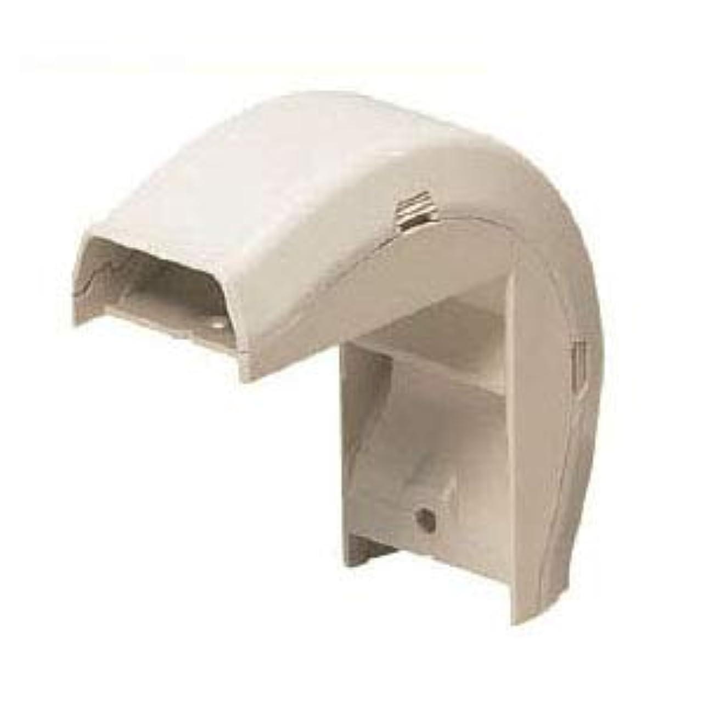 監督する墓考古学的な未来工業 光モール付属品大出ズミ(3号)カベ白 10個価格 EMDL-3W