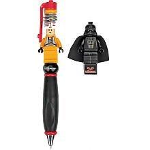 Lego star wars luke skywalker darth vader minifig minifigure ball point pen