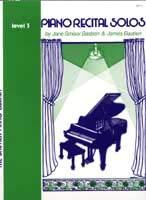 英語版 ピアノ リサイタル ソロ レベル3 / 東音企画(バスティン)