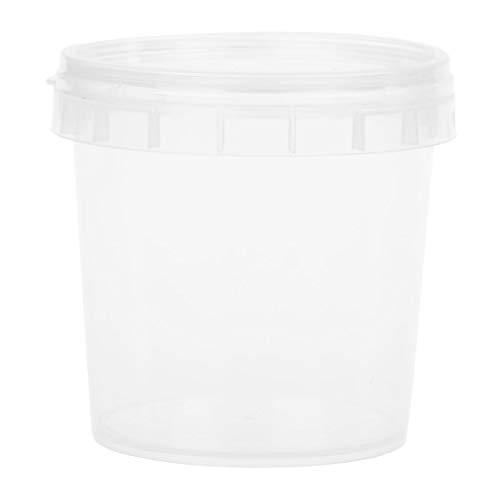 Contenitore da 300 ml in schiuma contenitore per melma, fango, argilla leggera, organizzatore, secchio