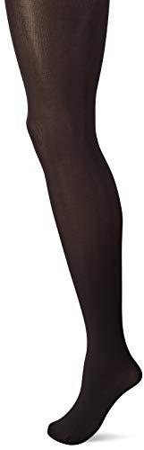 Levante Damen Vanita' 15 Autoreggente 100% Made In Italy Halterlose Strümpfe, 15 DEN, Schwarz (Schwarz Schwarz), Medium (Herstellergröße: 40/42 (M))
