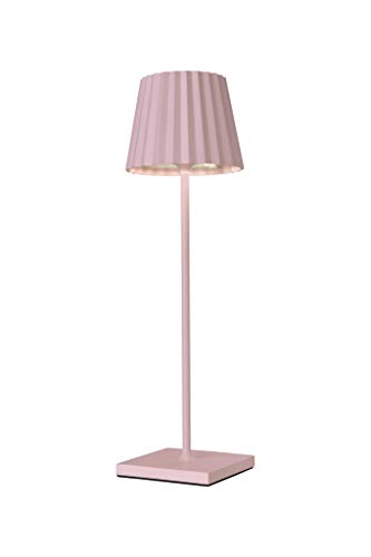 LED-Tischlampe TROLL rosa - (78163)