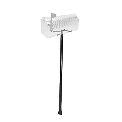 PrimeMatik - Soporte metálico para buzón US Mail Estilo Correo Postal Americano