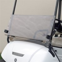 Performance Plus Carts Yamaha Drive G29 Tinted Golf Cart Windshield
