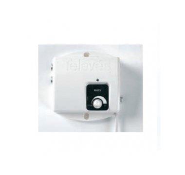 Televes 5520 - Amplificador vivienda 2s r5/65mhz