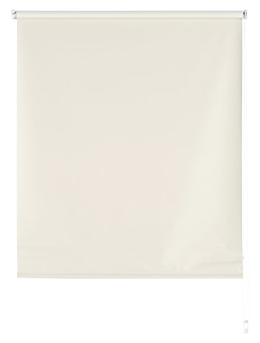 Blindecor Draco Estor Enrollable Opaco Liso, Tela, Beige, 160X175