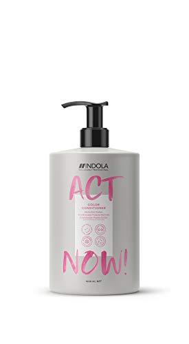 Indola Act Now! Acondicionador de Color Cabello Teñido 1000ml