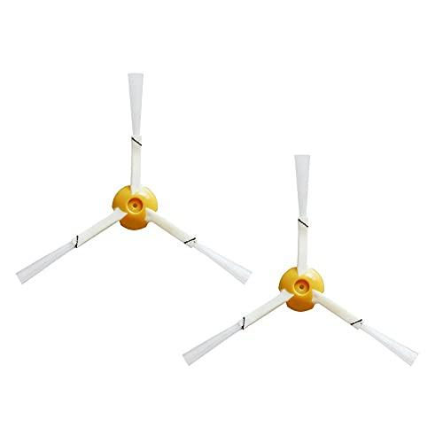 Pinceles Laterales De Reemplazo De 2 Piezas Piezas De Aspiradora De Robots/Ajuste para Irobot Room.BA 800 900 Series 860 870 880 890 960 980 990 (Color : SMT185-2PCS)