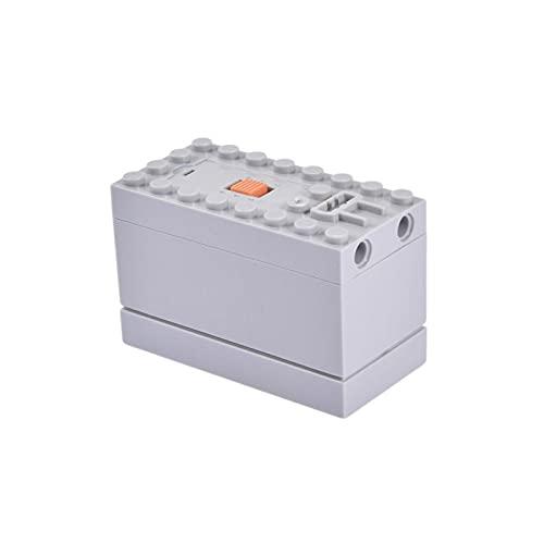Renoble Funzioni di Potenza Blocchi Inserti Motore, Motore Servomotore Elettrico - Inserire Blocchi Accessori Elettromeccanici per Lego 88000 Building Blocks