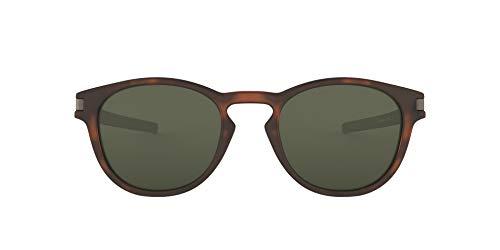 OAKLEY Latch  Gafas de sol para hombre 926502 53, color Tortuga Marrón Mate