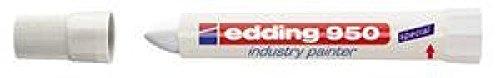 Spezialmarker edding 950 industry painter, 10 mm, weiß
