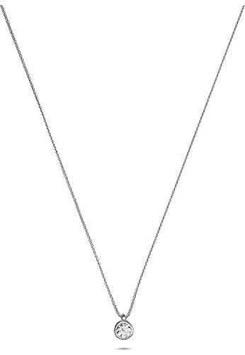 CHRIST Diamonds Damen-Kette 1 Diamant One Size Weißgold 32010516