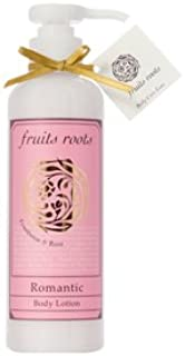 フルーツルーツ(fruits roots)フランボワーズ&ローズ Romantic ボディローション