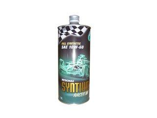 PETRONAS ペトロナス SYNTIUM シンティアム RACER X1 10W-60 1L缶