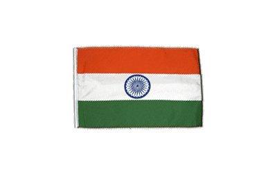 Fahne Flagge Indien 30 x 45 cm
