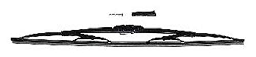 Escobilla limpiaparabrisas Bosch Twin 500U, Longitud: 500mm – 1 escobilla limpiaparabrisas para el parabrisas frontal