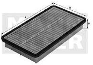 Filtro de aire repuesto MANN 65001392