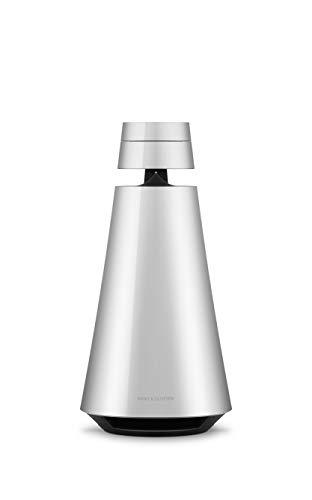 Bang & Olufsen Beosound 1 (2. Generation) WI-FI Tragbarer kabelloser Multiroom Lautsprecher - Natural Aluminium