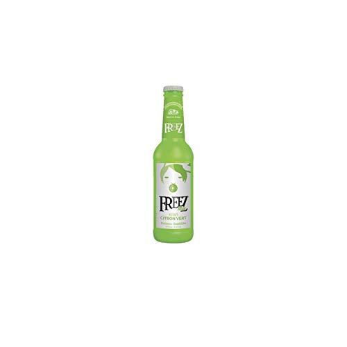 FREEZ - Mix Kiwi Citron 275Ml - Lot De 4