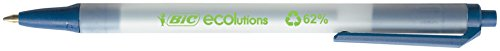 BIC Kugelschreiber BIC® ECOlutions Clic Stic, 0,32 mm, blau