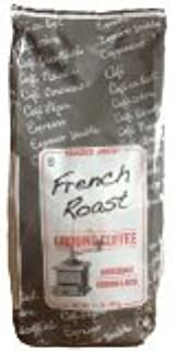 Traders Joe's French Roast Ground Coffee (Two 14oz Bags) Multi-Pack