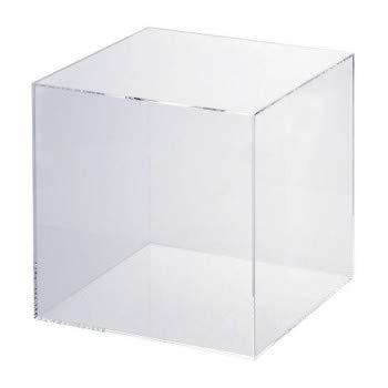 一面空きのサイコロ型ディスプレイ ORIONS サイコロ型(角型)ディスプレイ 特大(300角) DP-15-4 〈簡易梱包