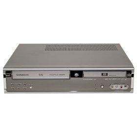 Daewoo MULTI-REGION DF8150P - Lettore DVD COMBO per videoregistratore