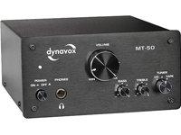 Dynavox MT-50 - Miniamplificador (50 W), color negro (importado ...