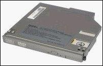 Dell Latitude D500, D600, D800/Inspiron 8500, 8600, 500m, 600m CDRW/DVD Combo Drive (8W007-a01)