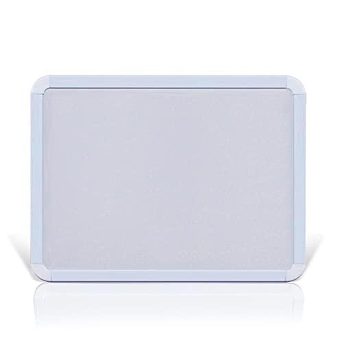 22 * 28 cm Borrar seco Pizarra Magnética Boletín Blanco Playa Plastifc Marco en Frigorífico Niños Mensaje Dibujo Tableros