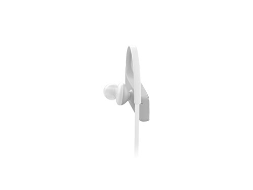 Panasonic RP-BTS35E-W Bluetooth In-Ear Kopfhörer (wasserfest, Schnellladefunktion, Flexible Ohrbügel, weiß)