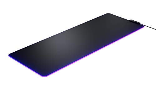 Cougar NEON X RGB Large Smooth Cloth Gaming Mouse Pad