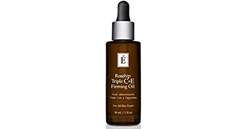 Eminence Organic Skin Care Rosehip Triple C+e Firming Oil, 1 Ounce