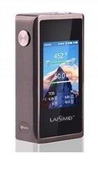 Laisimo L3 200W Elektronische Zigarette TC-Box mit 2,4 Zoll Bildschirm Front Touch Screen in verschiedenen Farben Gun Metal
