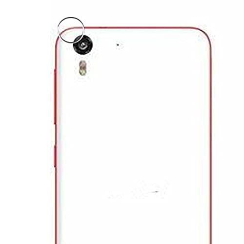 Vaxson 2 Stück Schutzfolie, kompatibel mit HTC Desire EYE Kamera TPU Folie Rückseitige Kameraobjektiv [nicht Panzerglas Bildschirmschutzfolie Hülle Hülle ]