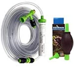 Python 25 ft. No Spill Clean & Fill and Squeeze Stressless Siphon Starter Bundle
