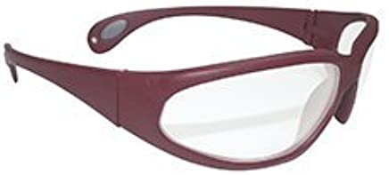 ACAMPTAR Libre de L/ágrimas Gafas de Protecci/ón para Picado de Cebolla Gafas de Protector de Ojos Herramienta de Cocina Gadget Blanco