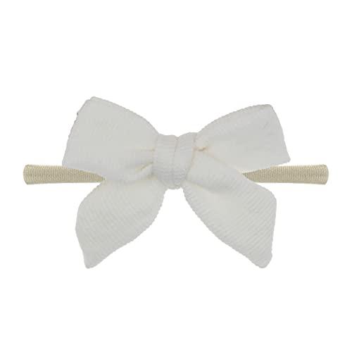 YSYSPJM Corbata para el Pelo 28 unids/Lote Tela Lisa Diadema de Arco con Nylon elástica Bandas de Pelo Atado scrunchies Anillo de Cuerda Coreano Lindo Accesorios de Moda (Color : 2)