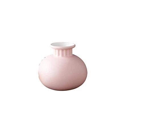 DSENIW QIDOFAN Crafts Dekorationen Kunsthandwerk Keramik-Vasen Hause Ornamente Wohnzimmer Platten Blumenarrangements Weinschränke Studie 2