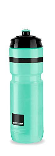 Bianchi Trinkflasche Square 2019, 800 ml, Farbe CK16 (Himmelblau Weiß Fluo) Weiß C9010137