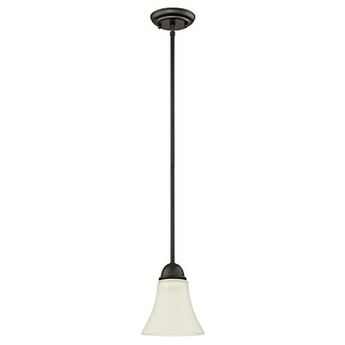 Westinghouse Lighting, Oil Rubbed Bronze 6306100 Dunmore...