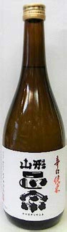 変数くつろぐマットレス日本酒 山形正宗 辛口 純米酒 720ml