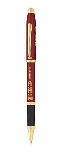 Cross Marvel Century II Iron Man Rollerball Pen (AT0085D-105)