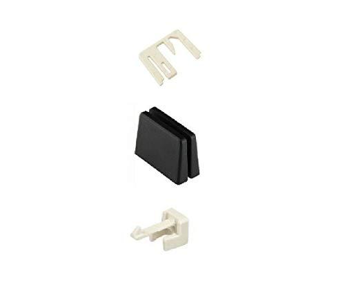 DAC2685 + DAC3238 + DNK6440 Knob Lock Stopper For Pioneer DJ Controller Mixer DDJ-800 DDJ-1000 DDJ-1000SRT DDJ-RZX DJM-V10 XDJ-RX2