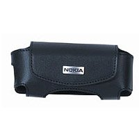 Nokia Lederhalter schwarz 6230/6600/7650/3200 CNT-544 (CB-888)