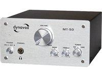 Dynavox MT-50 Miniverstärker (50 Watt) silber