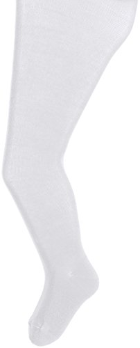 Sterntaler Baby - Mädchen Strumpfhose Strumpfhose Sterntaler Collants, Weiß (Weiss 500), 62 (Herstellergröße: 4-5 Monate)