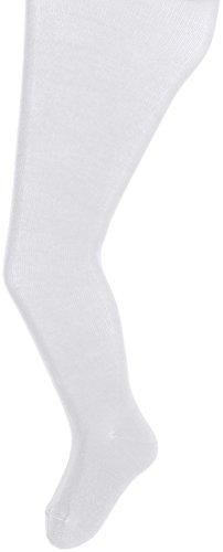 Sterntaler Calzamaglia Uni Collant, Bianco, 50 Bimba